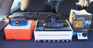 Test kamera (dash cam) – prvi deo