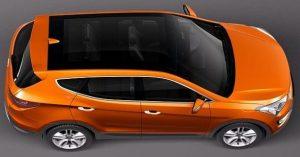 Nagrada za Hyundai Santa Fe