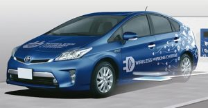 Toyota – sistem za bežično punjenje vozila