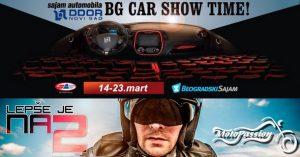 Najava za DDOR BG CAR SHOW & MOTOPASSION 2014