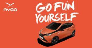 Novi Toyota AYGO
