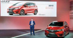 Honda na Mondial de l'Automobile 2014