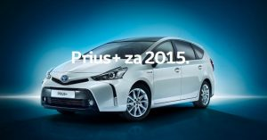 Nova Toyota Prius+