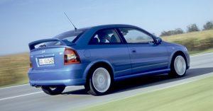 15 godina OPC modela: Opelovi sportski automobili