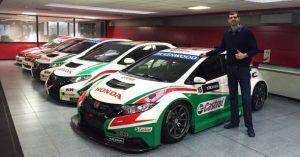 Borković u novoj sezoni sa novim timom u Hondi Civic TC1