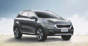Kia predstavila koncept manjeg SUV-a KX3