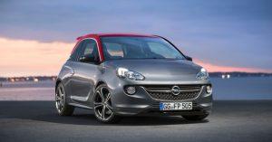 Opel ADAM S: Energična sportska zvezda dostupna već od 18.690€*