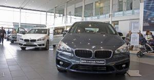 Aktivna BMW subota u salonu Delta Motors-a