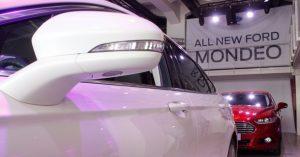 Novi Ford Mondeo predstavljen u Srbiji