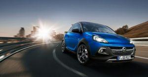 Gruba džepna raketa: Opel ADAM ROCKS S