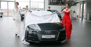 Audi A4 automobil godine u Srbiji