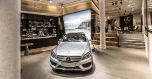 Daimler nastavlja uspešnu putanju