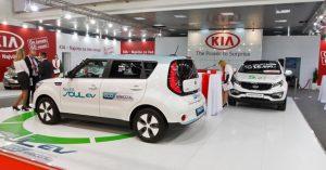 Nastup KIA Motorsa na DDOR BG CAR SHOW 2016