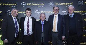 PSC Komnenović by AVAG – dokazano ime za novo vreme