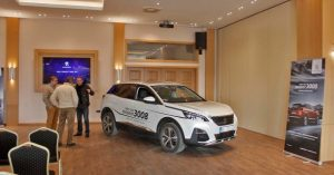 Test vožnja i promocija Peugeota 3008