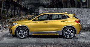 Novi BMW X2 – uzbudljiv izgled i izuzetna dinamičnost.