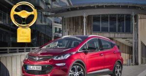 "Opel Ampera-e osvaja ""Zlatni volan 2017."""