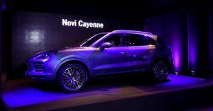 Novi Porsche Cayenne predstavljen je sinoć u Beogradu