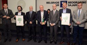 Ministar Trivan uručio priznanje EKO automobil godine u Srbiji