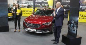 Insignia Exclusive i SUV modeli – Opelovi aduti na ovogodišnjem BG Car Show-u