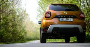 Garaža test: Dacia Duster 1.5 dCi 4×4 Prestige