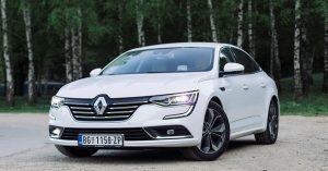 Garaža test: Renault Talisman ICONIC Energy TCe 200 EDC