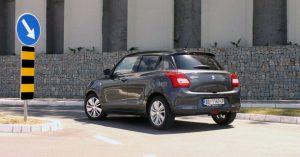 Garaža test: Suzuki Swift 1.2 DUALJET Premium
