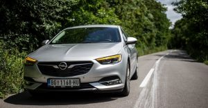 Garaža test: Opel Insignia Grand Sport 2.0 CDTI Innovation