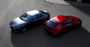 Mazda otkrila potpuno novu Mazdu3