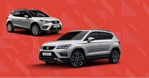 Nova ponuda SEAT modela Ateca i Arona