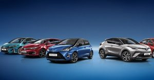 Toyota ostvarila povećanje prodaje od 18,5 odsto u 2018. godini