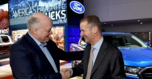 Volkswagen AG i Ford Motor Company uspostavljaju svetsku alijansu