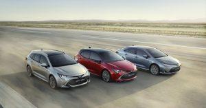Prodaja Toyotih vozila s HSD pogonom 2018. dostigla je nivo od pola miliona primeraka u Evropi