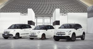 FIAT na salonu automobila u Ženevi