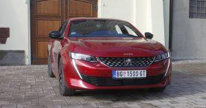 Novi Peugeot 508 stigao je u salone širom zemlje