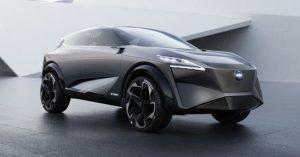 Nissan predstavlja koncept IMQ na Sajmu automobila u Ženevi 2019