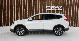 Premijerno prikazan prvi hibridni HONDA SUV u Evropi