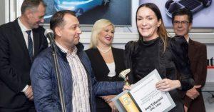Irena Trifunović dobitnica nagrade za najboljeg PR menadžera u auto industriji u Srbiji