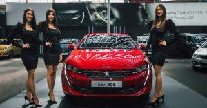 Peugeot na 54. Međunarodnom salonu automobila u Beogradu
