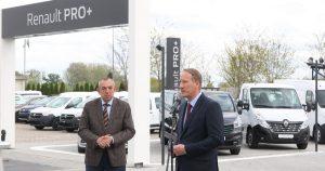 Novi Renault PRO+ i Renault Selection centar – Stojanov Auto