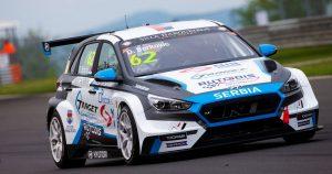 Sjajna vožnja Borkovića na početku nove sezone TCR Evropa