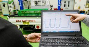 Kia razvija sistem kontrole performansi električnih vozila