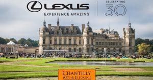 Lexus slavi 30. godišnjicu na Chantilly Arts & Elegance Richard Mille