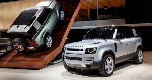 U Frankfurtu predstavljen novi Land Rover Defender