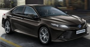 Toyotini partneri, TAGO CAR, TOYOTA CENTAR BEOGRAD i MAG, predstavili najnovije izdanje modela Camry