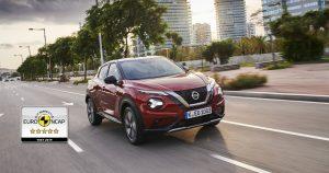 Top Euro NCAP 2019 najbolju ocenu za sigurnost dodelo novom Nissanu JUKE