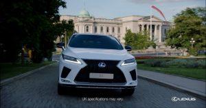 Redizajnirani Lexus RX krenuo u osvajanje svetskog tržišta reklamom koja je snimljena u Beogradu