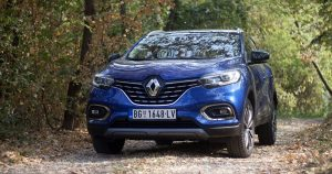 Garaža test – Renault Kadjar 1.7 dCi BOSE