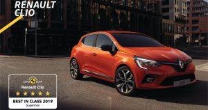Renault CLIO najsigurniji gradski automobil na EURO NCAP testiranjima