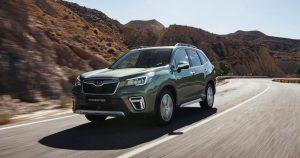 "Novi Subaru Forester e-BOXER osvojio nagradu ""Best in Class"" by Euro NCAP 2019."